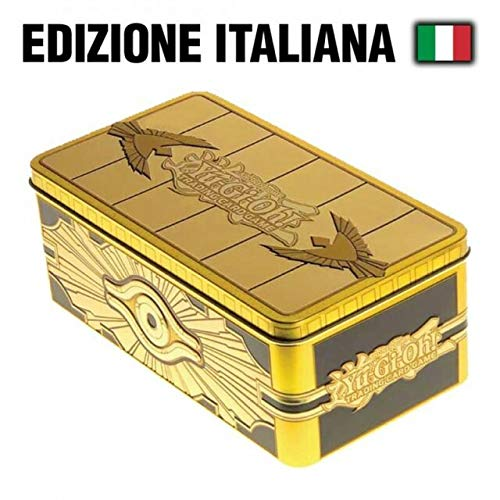 Yu Gi Oh Mega Tin 2019 - Sarcofago d'Oro - Italiano