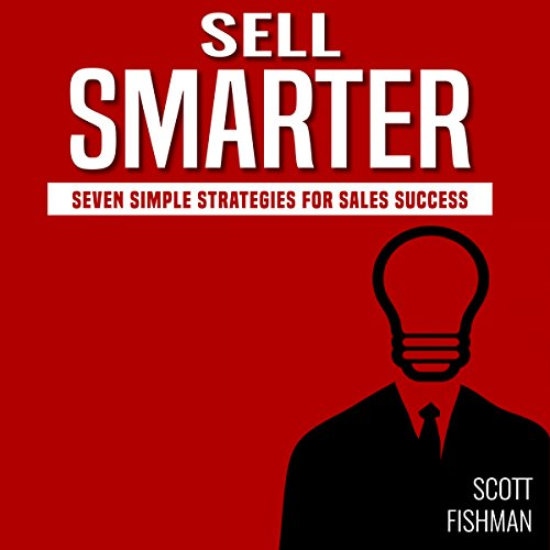 Sell Smarter audiobook cover art