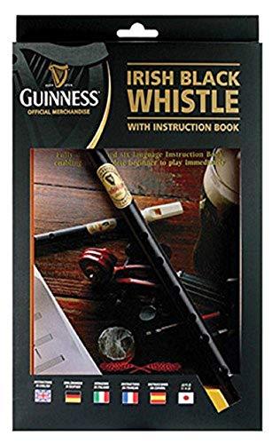 WALTONS GUINESS IRISH BLACK WHISTLE BOOK + INSTRUMENT Noten Pop, Rock, .... Musik aus aller Welt