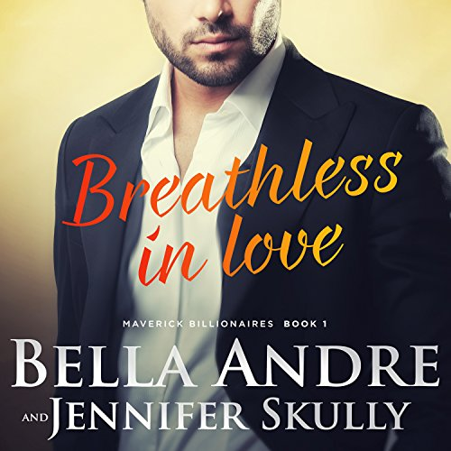 Breathless in Love audiobook cover art