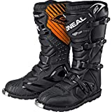 0329-113 - Oneal Rider EU Motocross Boots 47 Black/Brown (UK 12)