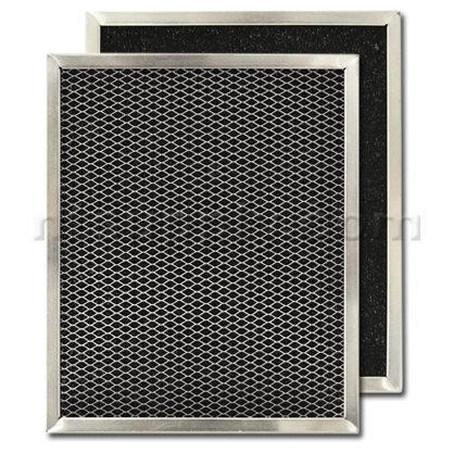 Carbon Range Hood Filter 8 3/4 x 10 1/2 x 3/8 Inches