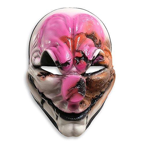 Close Up Máscara Payday 2 - Old Hoxton