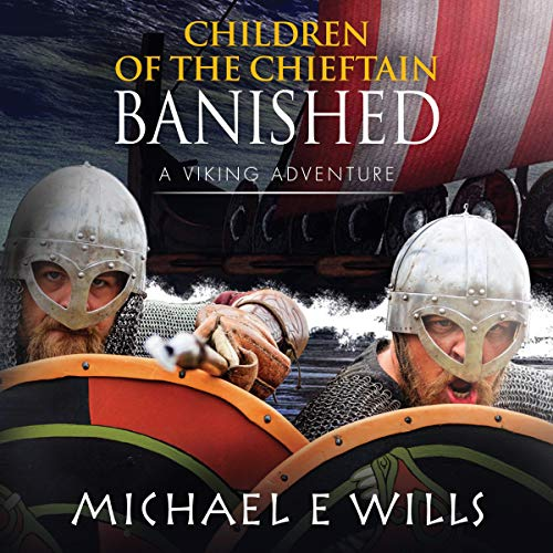 Couverture de Children of the Chieftain: Banished