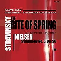 Symphony 5 / Rite of Spring