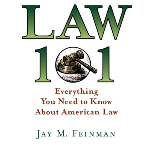 Law 101 audiobook cover art