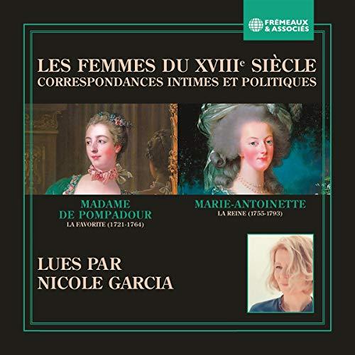 Couverture de Les femmes du XVIIIe siècle
