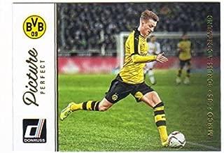 2016-17 Donruss Picture Perfect Soccer #45 Marco Reus Borussia Dortmund Official Futbol Card From Panini America