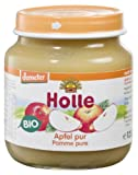Holle Apfel Pur 6er Pack (6 x 125 g) Bio -