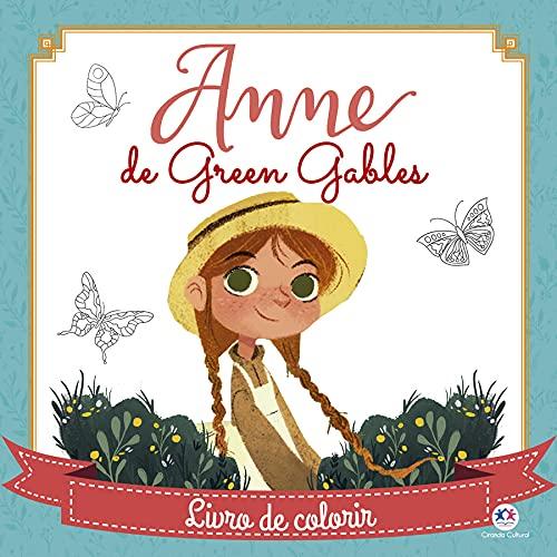Livro de colorir Anne de Green Gables
