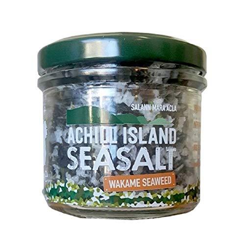 Pack of 4 Gourmet Irish Achill Island Seaweed Sea Salt Atlantic Wakame 50g (1.8 OZ) - (7.06 total ounces) - Irish Online Supermarket