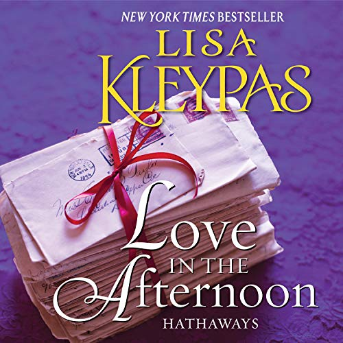 Love in the Afternoon Audiobook By Lisa Kleypas cover art