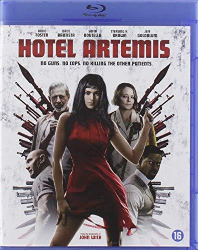 Hotel Artemis [Edizione: Paesi Bassi] [Italia] [Blu-ray]