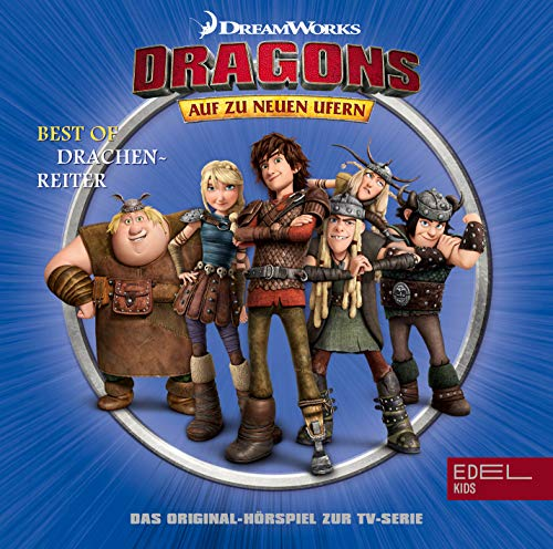 Dragons - Best Of Drachenreiter - Das Original-Hörspiel zur TV-Serie