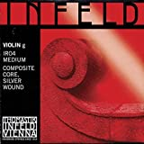 Thomastik Infeld Red 4/4 Violin G String - Silver/Synthetic - Medium Gauge