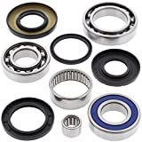 All Balls 25-2048 Rear Differential Bearing and Seal Kit...