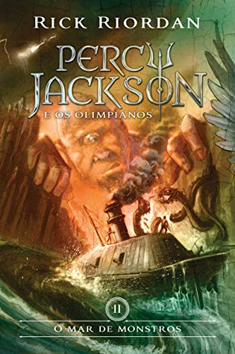 O Mar de Monstros - Volume 2. Série Percy Jackson e os Olimpianos