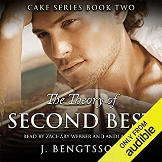 The Theory of Second Best audiobook cover art