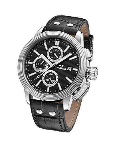 TW Steel 'CEO Adesso'-Herren-Armbanduhr-CE7001