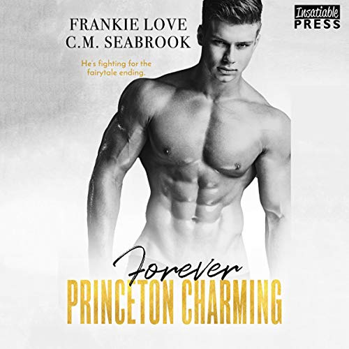 Forever Princeton Charming audiobook cover art