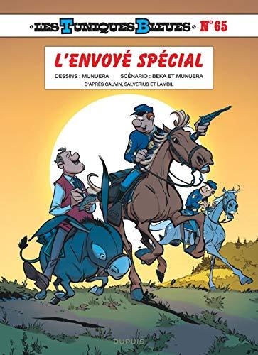 Les Tuniques Bleues, Tome 65 : L'envoyé spécial