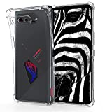 kwmobile Crystal Case Compatible with Asus ROG Phone 5 -