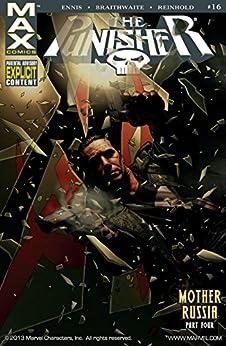 The Punisher (2004-2008) #16 (The Punisher (2004-2009)) by [Garth Ennis, Doug Braithwaite, Bill Reinhold, Raúl Treviño, Randy Gentile]