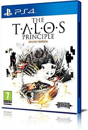 mächtig der welt Talos-Prinzip: Deluxe Edition – Nighthawk Interactive PlayStation 4