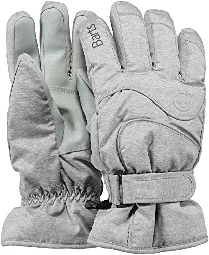 Barts Finger Handschuhe Basic (18) unisex 0605 heather grey 02 S/7