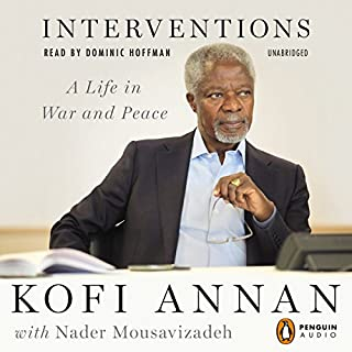 Interventions audiobook cover art