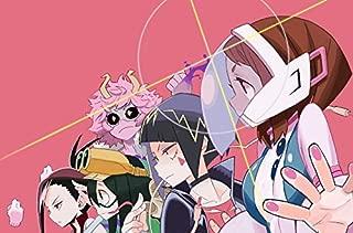 XXW Artwork My Hero Academia OCHAKO URARAKA Poster No Gravity/Gravity/My Hero Academia Season 3 Prints Wall Decor Wallpaper