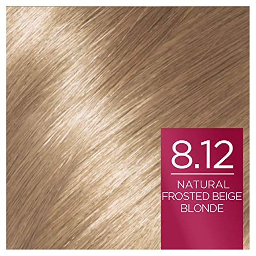 Loreal Excellence Nat Frosted Beige Blonde 8.12, 260 g