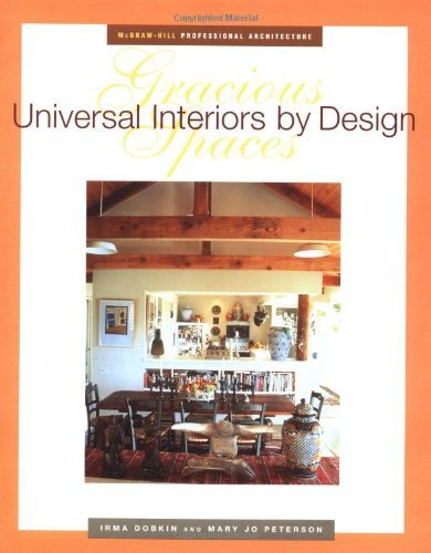 Gracious Spaces: Universal Design Principles in Practice (McGraw-Hill Proffessional Engineering Series) (English Edition)