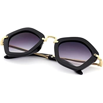UV400 Protection Kids Sunglasses Children Stylish Outdoor Glasses Pentagon