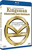 Kingsman: Servicio Secreto + Kingsman: El Circulo De Oro Blu-Ray [Blu-ray]