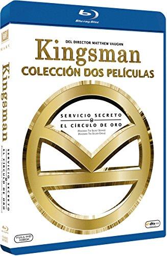Kingsman: Servicio Secreto + Kingsman: El Circulo De Oro Blu-Ray [Blu-ray] a buen precio