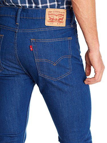 Levi's Strauss Jeans Tintenblau W38L34