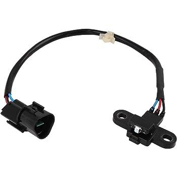 CCIYU Crankshaft Position Sensor Fits 2003 2004 PT Cruiser 2001 2002 2003 2004 2005 Dodge Stratus 2001 2002 2003 2004 2005 Mitsubishi Eclipse S10196 5S1857 Crankshaft Sensor