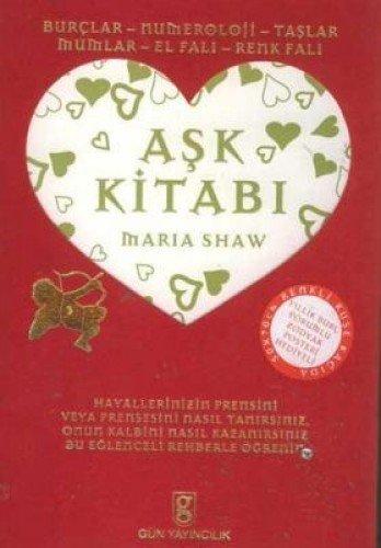 Ask Kitabi: Burclar - Numeroloji - Taslar - Mumlar - El Fali - Renk Fali