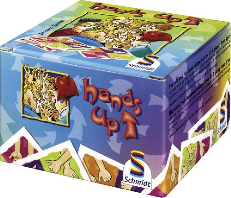 Schmidt Spiele Hands up (Kartenspiel). Von Jacques [German Version]