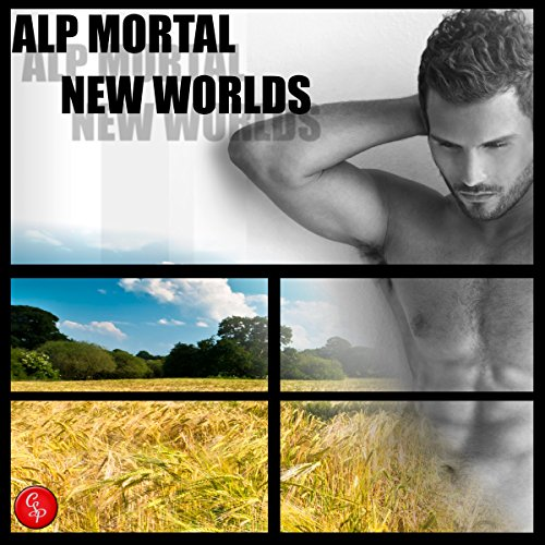 New Worlds audiobook cover art
