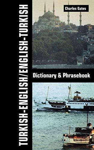 Turkish-English/English-Turkish Dictionary and Phrasebook (Hippocrene Dictionary & Phrasebooks)