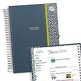 Boxclever Press Mon Agenda au Quotidien 2020. Agenda 2020 semainier parfait pour la maison, la...