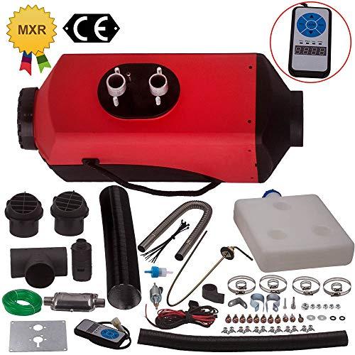 maXpeedingrods 12V 5KW Standheizung Luftheizung mit Digitar-Schalter für PKW LKW Wohnmobil