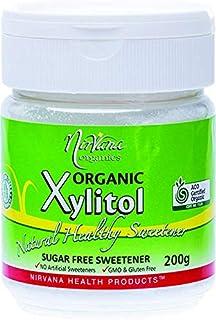 Nirvana Organics Organic Xylitol Refillable Shaker Pack 200 g