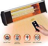 SURJUNY Electric Heater,...image