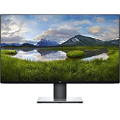 "DELL UltraSharp U3219Q LED Display 80 cm (31.5"") 4K Ultra HD Plana Mate Negro, Gris - Monitor (80 cm (31.5""), 3840 x 2160 Pixeles, 4K Ultra HD, LED, 8 ms, Negro, Gris)"