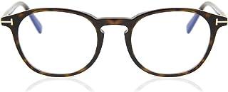 Tom Ford FT5583-B Blue-Light Block 052 Unisex Eyeglasses