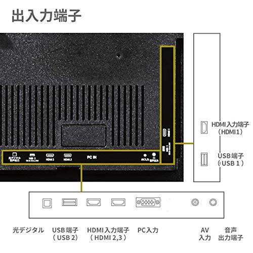DMM.makeモニターディスプレイDKS-4K43DG343インチ/4K/HDR/IPSパネルHDMI2.0・USB・VGA端子