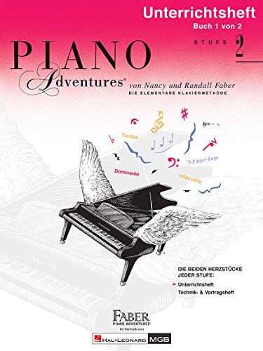 Piano Adventures: Unterrichtsheft 2